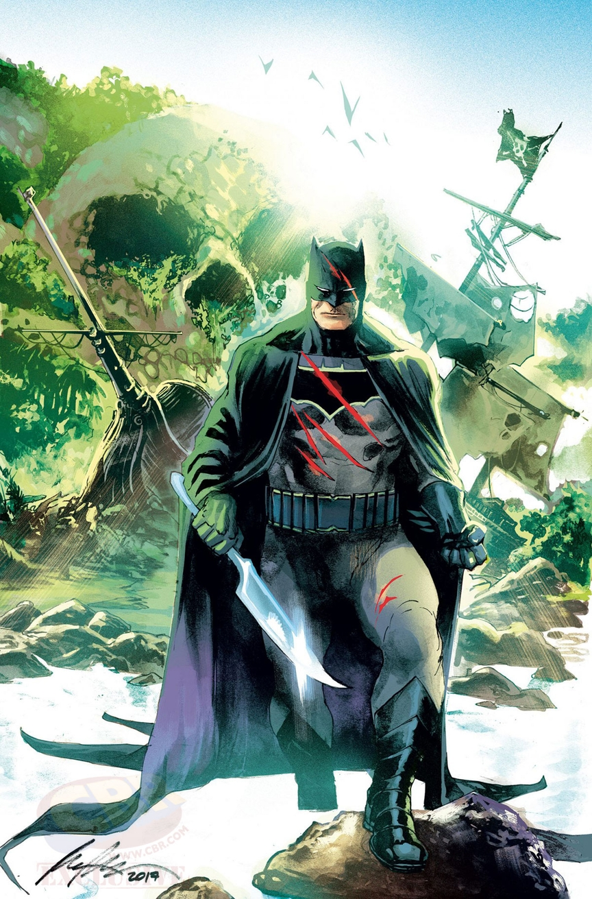All-Star Batman Ending With #14 - But The Story Will Continue Elsewhere