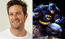 Armie Hammer Reminisces On His Batman Costume From Justice League Mortal