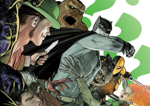 Here's What Batman Will Be Up To This September