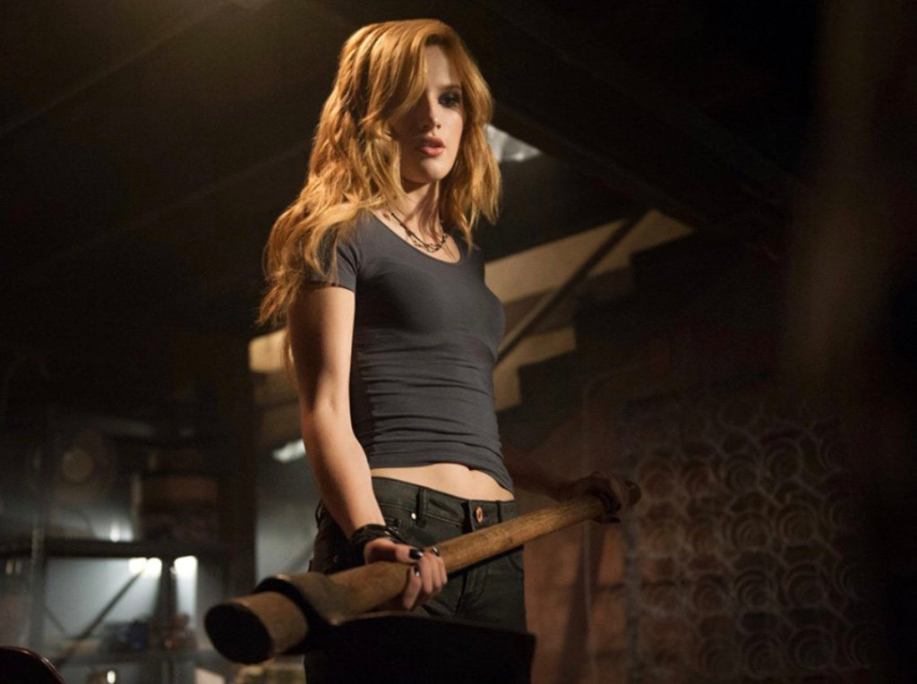 New Image Of Bella Thorne In Amityville: The Awakening Is A Cut Above The Rest