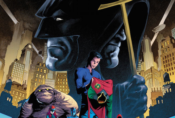 Mr. Oz And Tim Drake Feature In Action Comics And Detective Comics This September