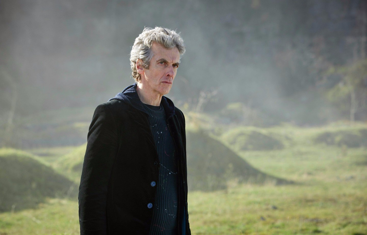 "Doctor Who Showrunner Is The ""Hardest Job In Television,"" Says Mark Gatiss"