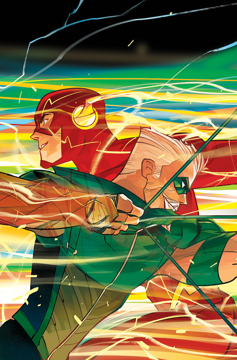 Green Arrow Writer Talks Team-Ups With Justice League In New Video