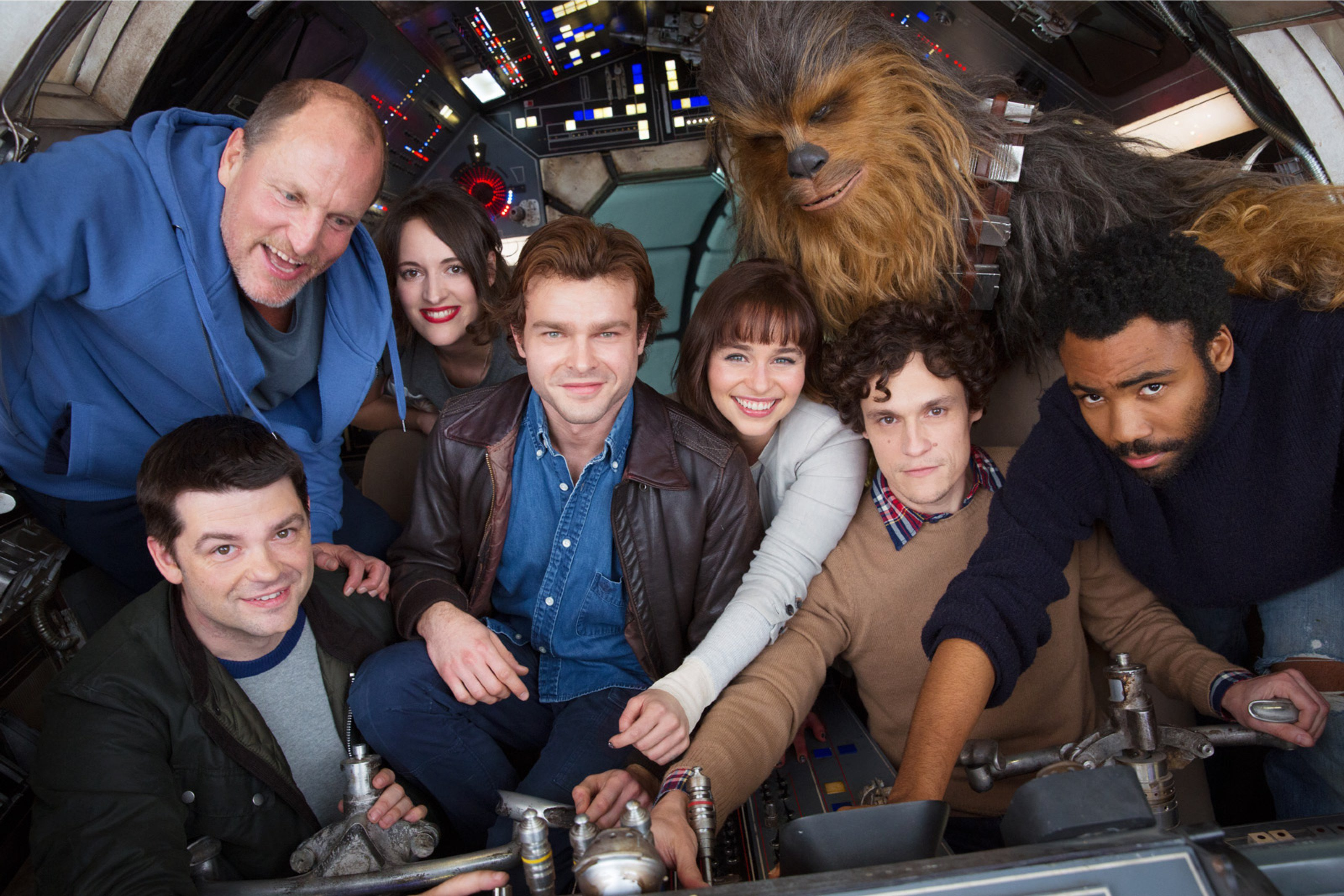 "Woody Harrelson Confident That Han Solo Will Be ""One Of The Funnier"" Star Wars Movies"
