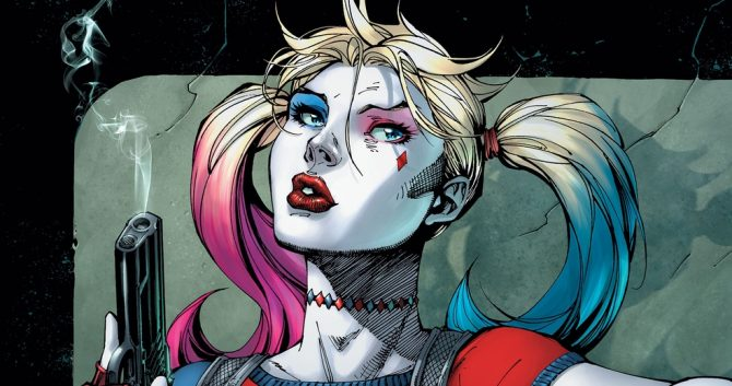 DC Observes Harley Quinn's 25th Anniversary With Oversized One-Shot This Fall