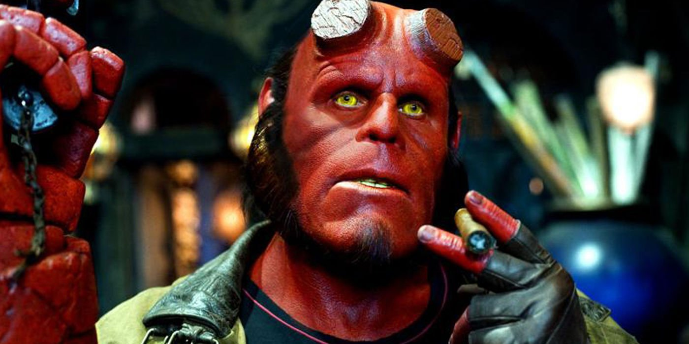 The Hellboy Reboot Will Be Using Mostly Practical Effects