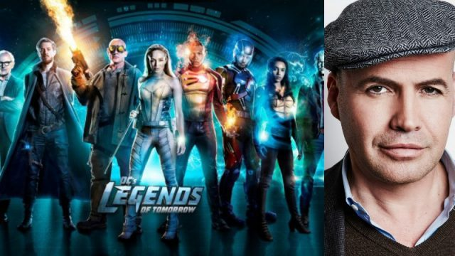 Legends Of Tomorrow Season 3 Adds Billy Zane As Historical Figure
