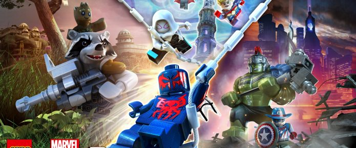 Lego Dimensions & Marvel Super Heroes 2 Hands On Preview: Brick By Brick [E3 2017]