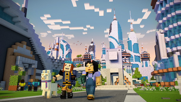 Telltale's Minecraft: Story Mode is getting a second season in July