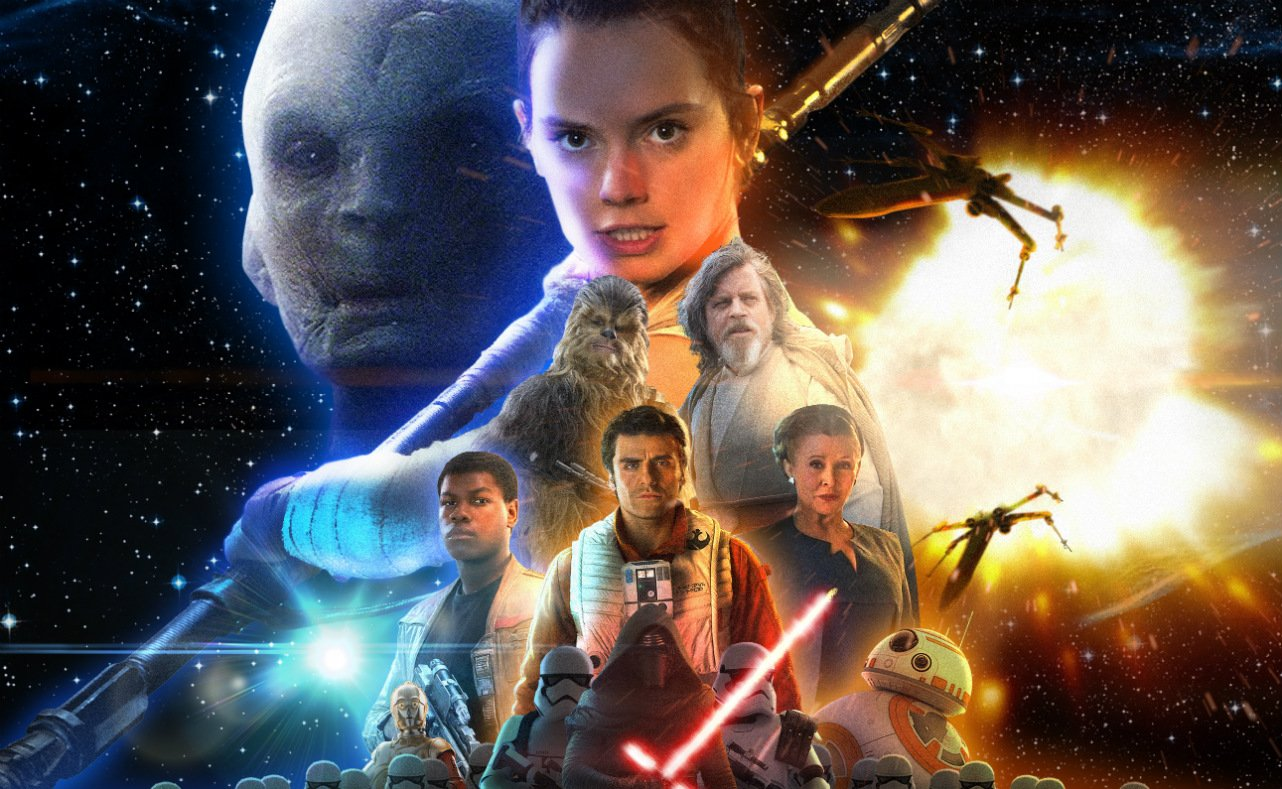 Major Star Wars: The Last Jedi Plot Details Leak, Rough Cut Has Been Done For Weeks