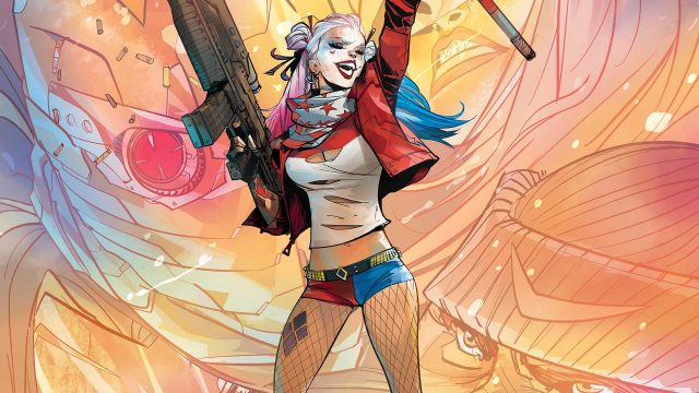 Stjepan Sejic Now Slated To Draw Suicide Squad #20 - And It's Looking Awesome