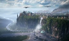 EA Reveals Stunning New Image For Star Wars Battlefront II's Theed Multiplayer Map