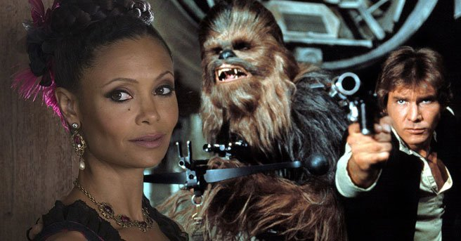 "Han Solo Spinoff Is ""Really Different,"" Says Thandie Newton"