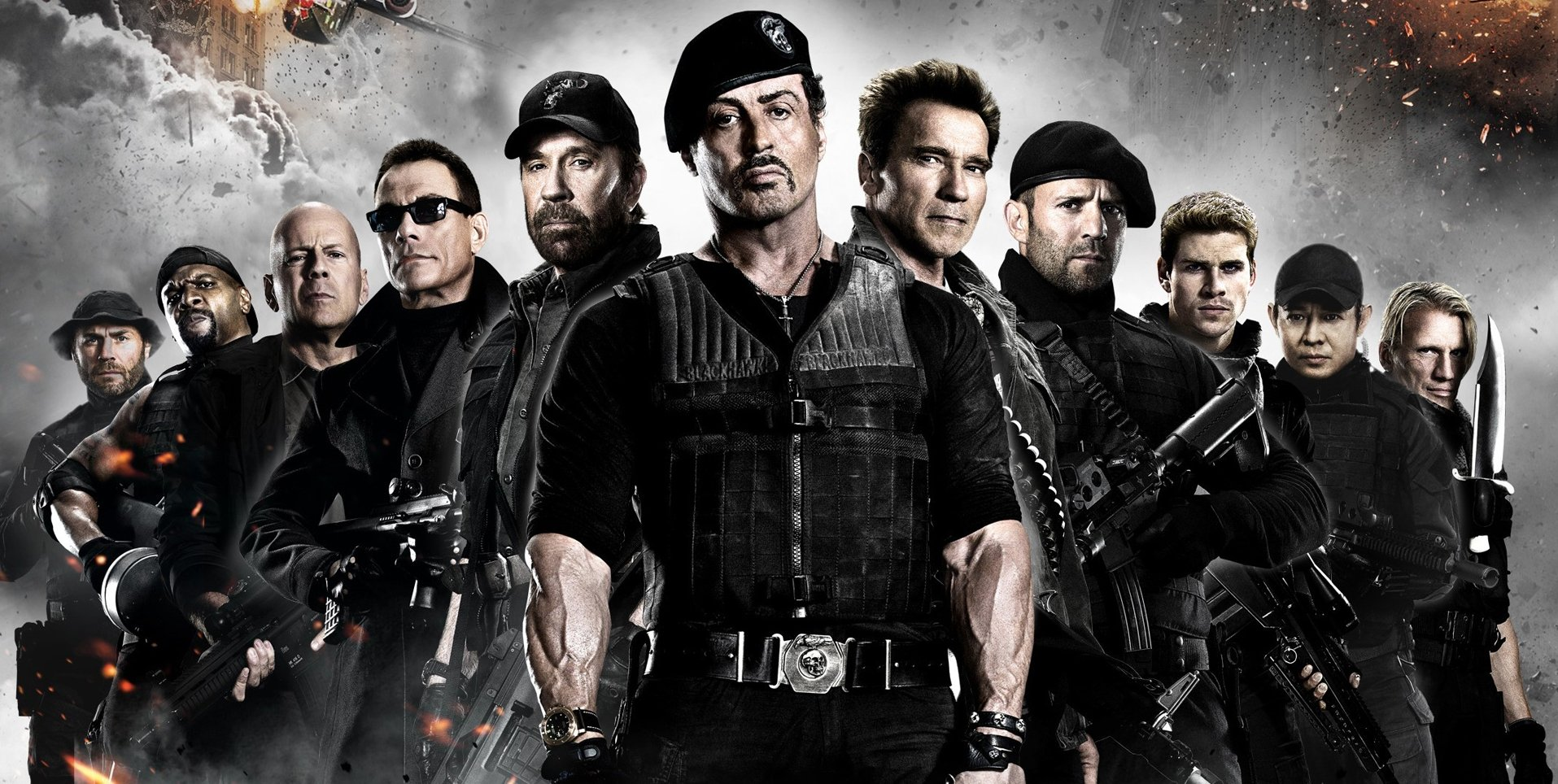 Is Sylvester Stallone Hinting At The Expendables 4?