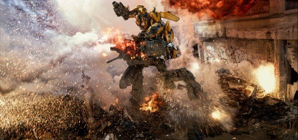 Transformers: The Last Knight Poster Teases The Fall Of An Icon