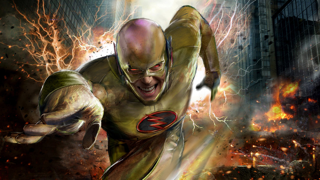 RUMOR: Reverse-Flash Will Be The Villain Of The Flash, WB Planning Flashpoint Film