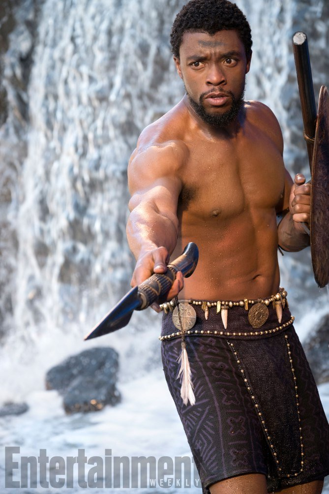 Here's Your First Look At Black Panther Villain M'Baku - Just Don't Call Him Man-Ape