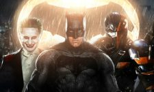 RUMOR: Ben Affleck Signs On For The Batman And Justice League Sequels