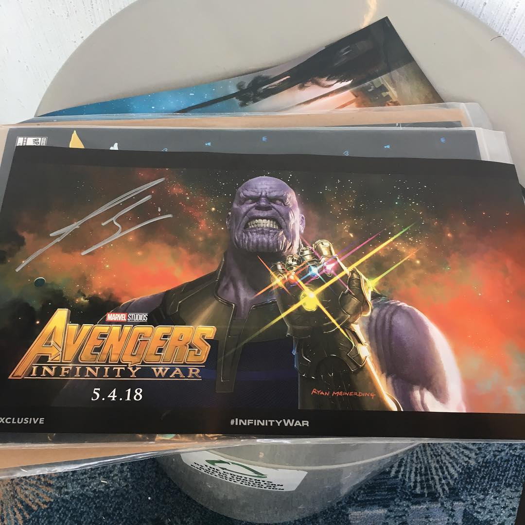 New Avengers: Infinity War Poster Debuts, First Trailer Coming Soon
