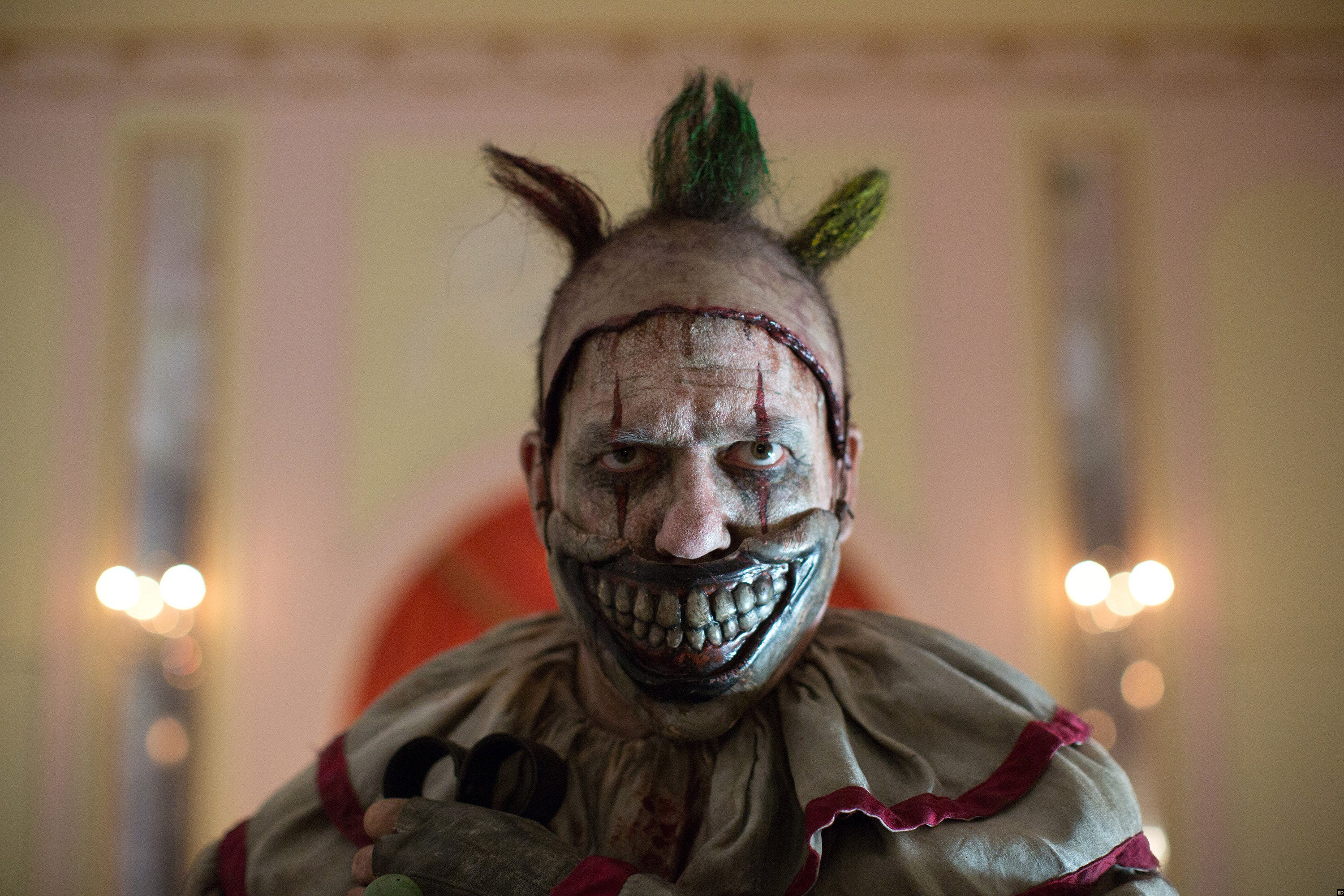 Looks Like Twisty The Clown Has Booked His Place In American Horror Story Season 7