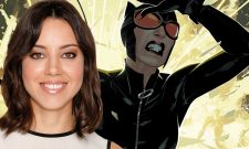 Aubrey Plaza Puts Her Name Forward To Play Catwoman