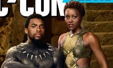 Wakanda Royalty Graces EW's Comic-Con Special Black Panther Cover