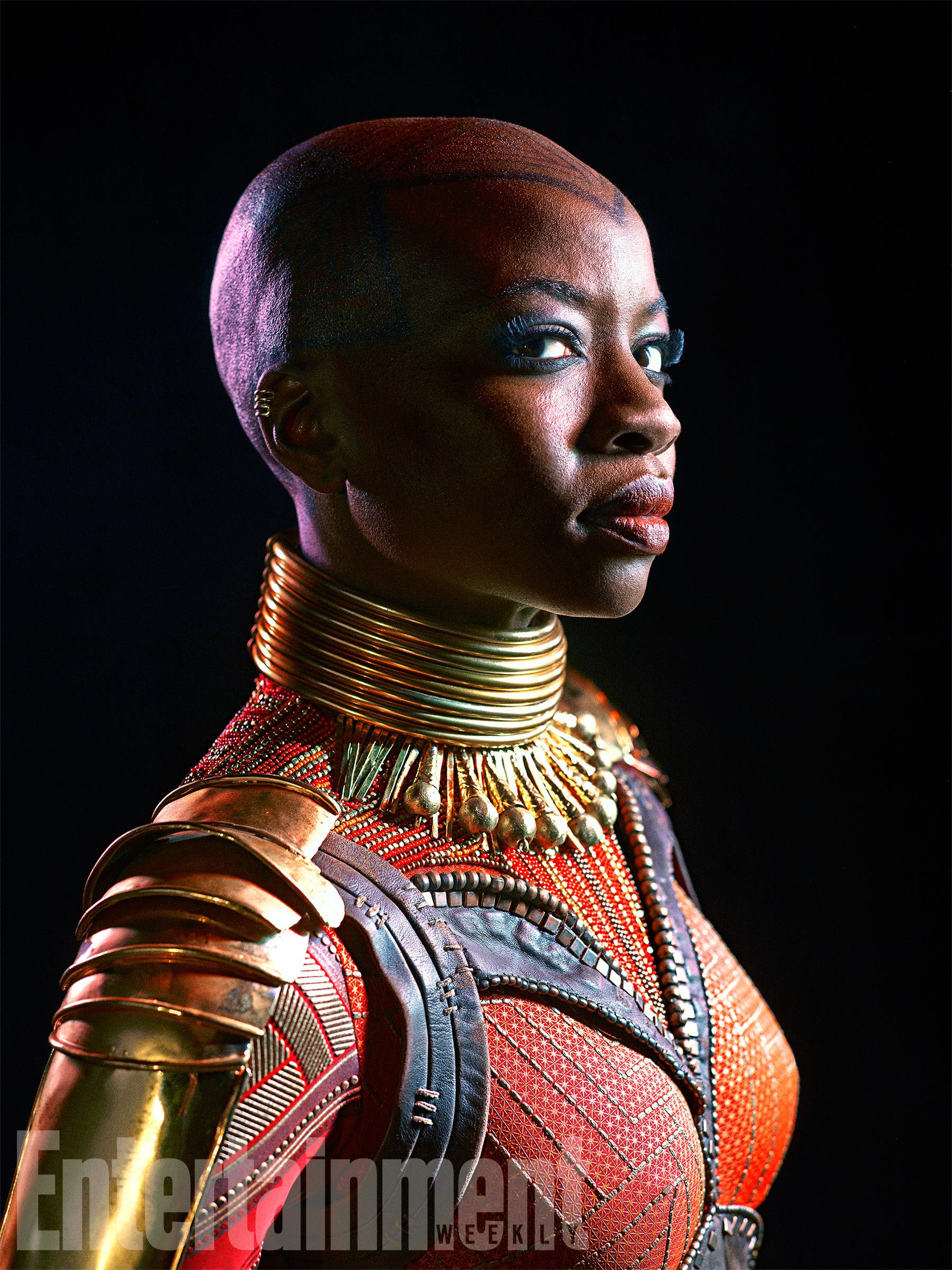 Black Panther Actress Danai Gurira Offers Up New Intel On Her Character Okoye