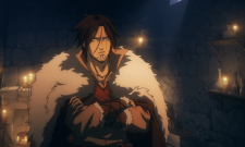 Count Dracula Looms Over Creepy New Action Shots For Netflix's Castlevania Series