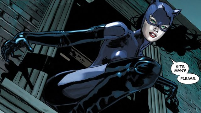 Evidence Mounts That Eiza Gonzalez Is Playing The DCEU's Catwoman