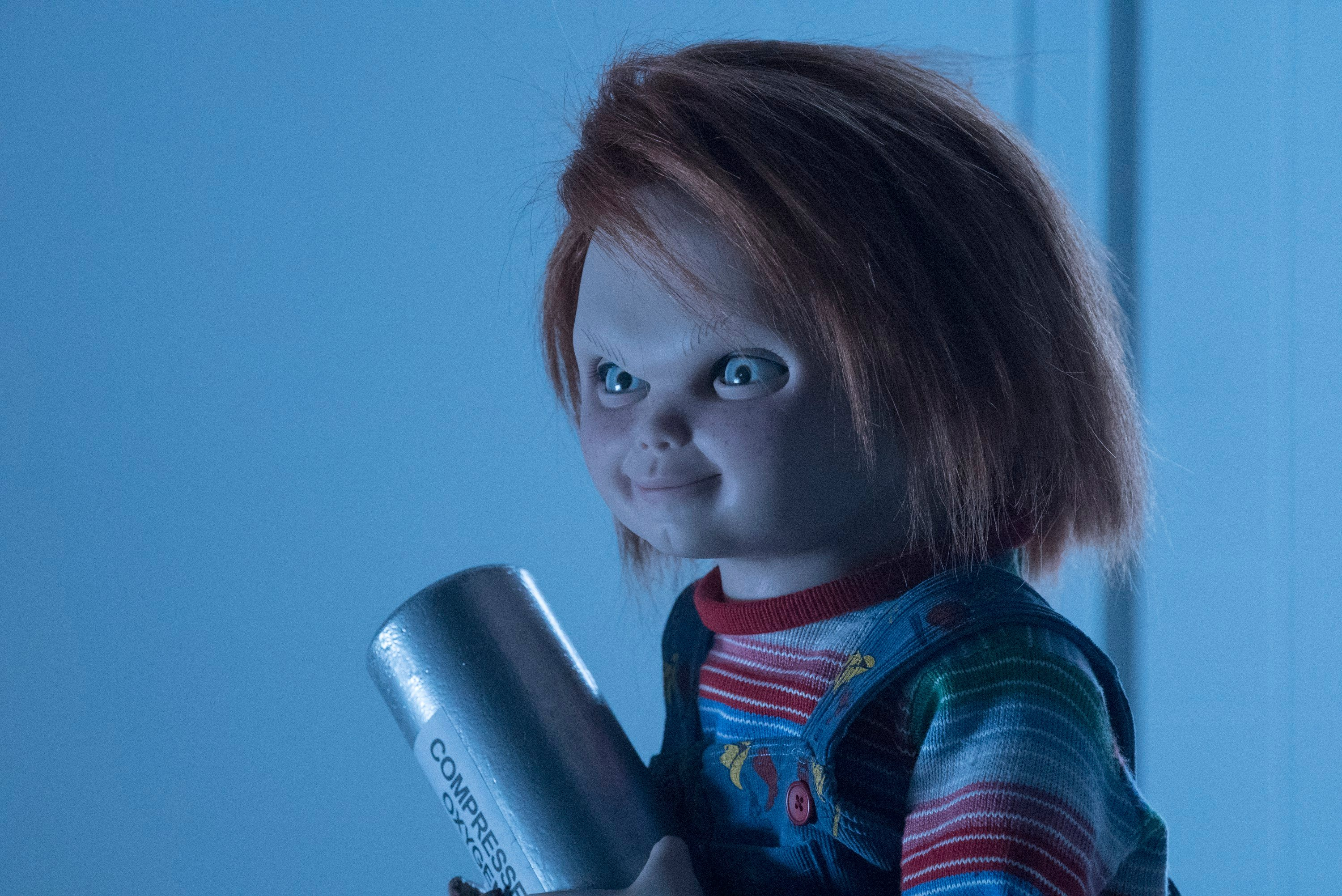 The Devil Doll Flashes A Manic Grin In First Official Image For Cult Of Chucky
