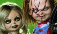 Jennifer Tilly's Back As Tiffany In New Chucky BTS Images