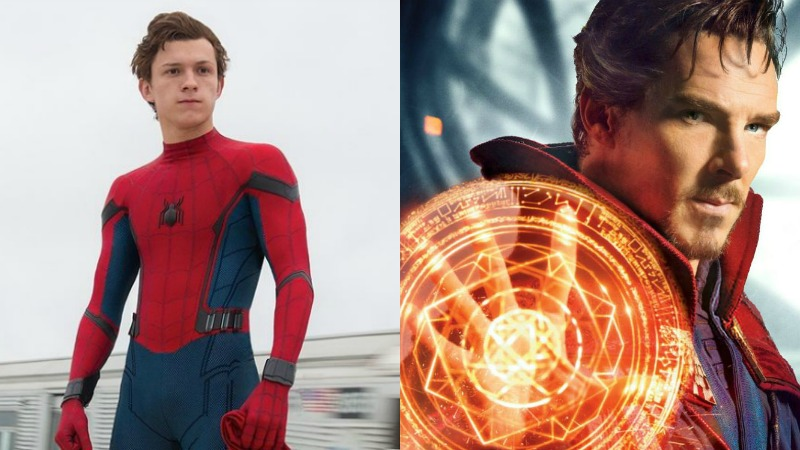 Benedict Cumberbatch Once Ignored Tom Holland Because He Thought He Was A Fan