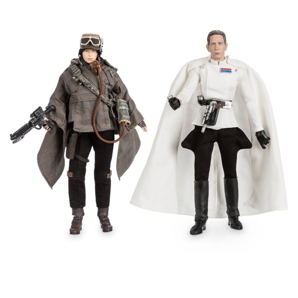 Exclusive D23 Star Wars Toys See Ren, Jyn And Leia Enter Battle