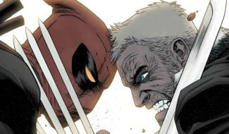 The Claws Come Out In Deadpool Vs. Old Man Logan #1 First Look
