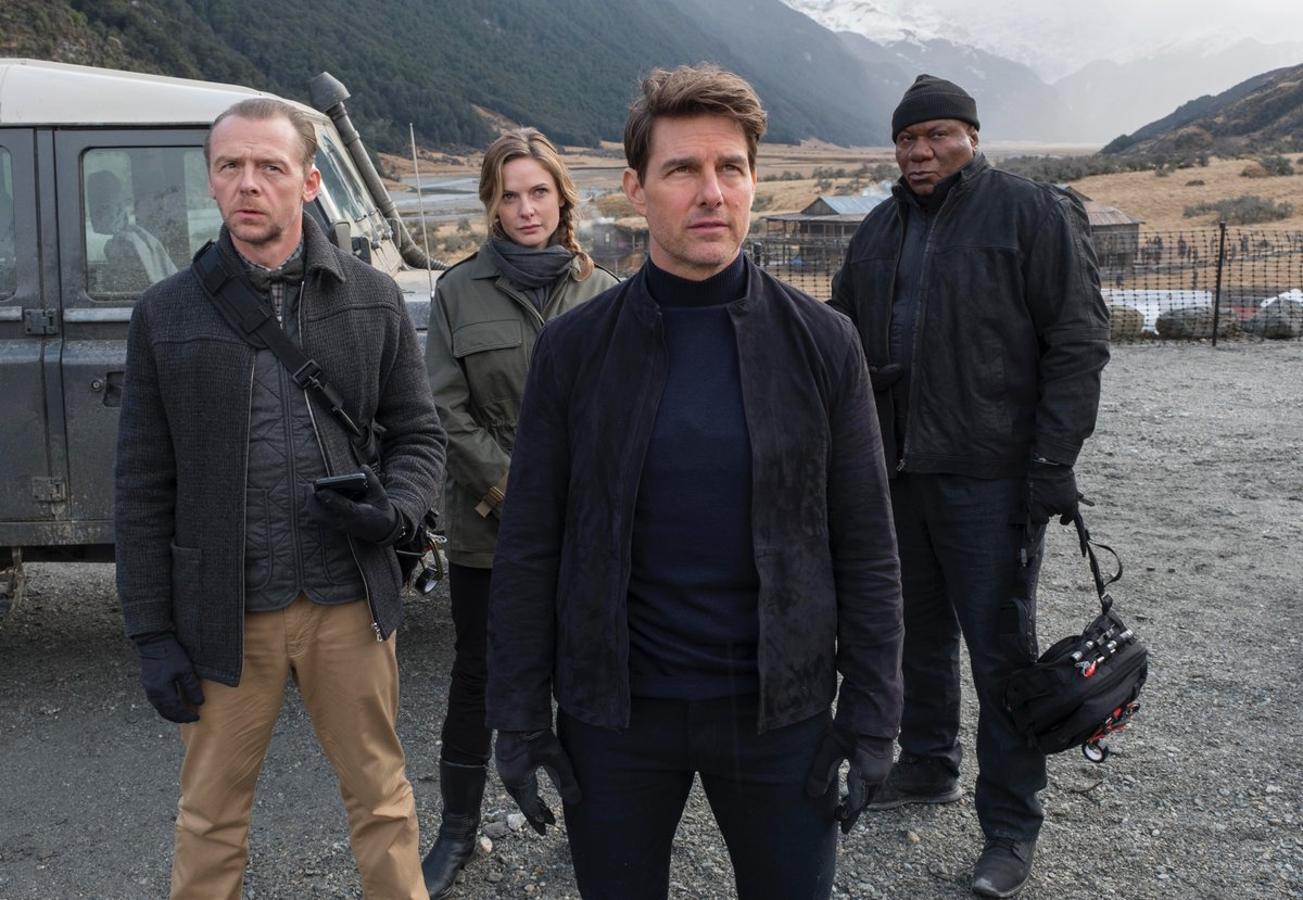 Tom Cruise: 'Thank you to the unbelievable people of NZ'