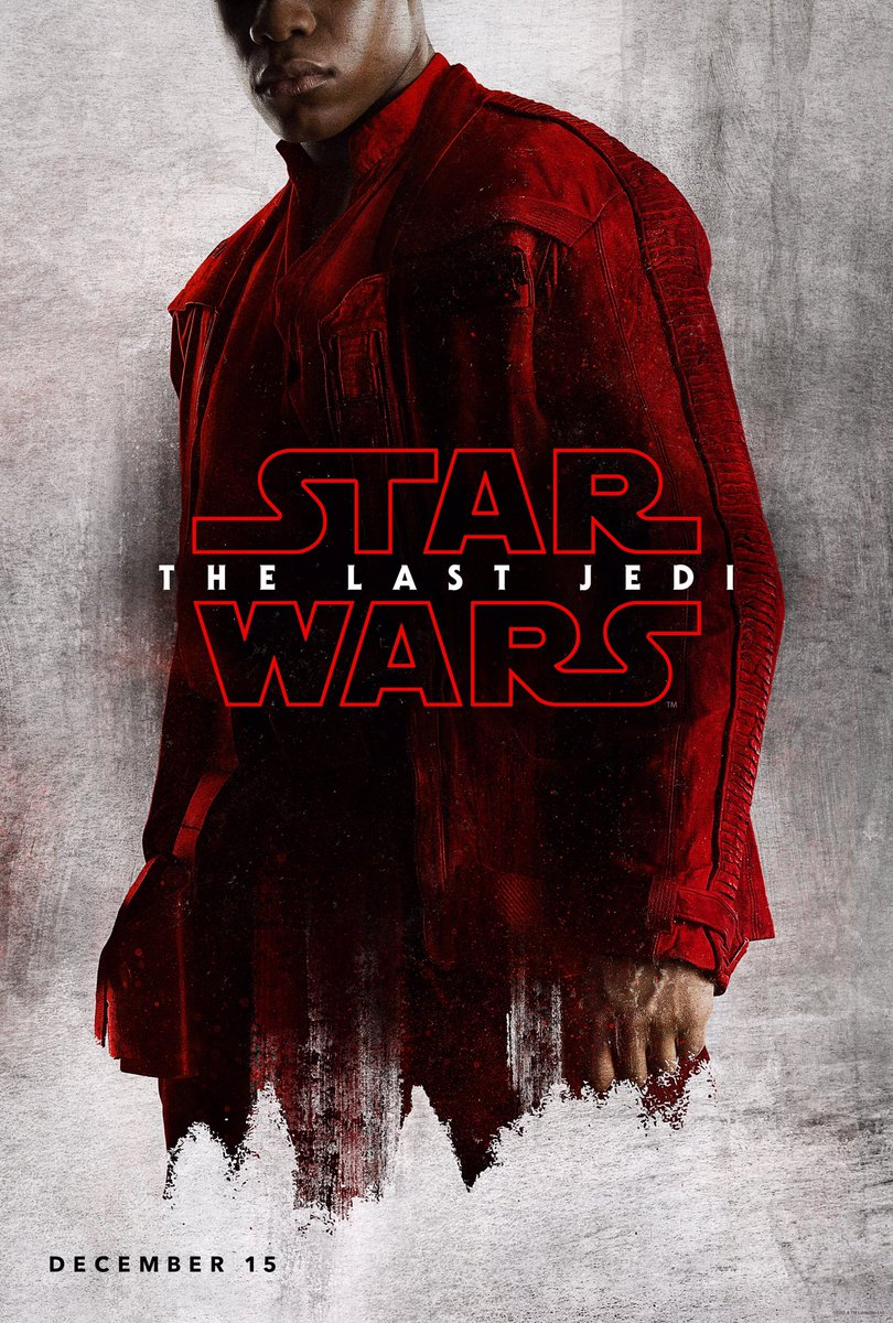New Star Wars: The Last Jedi Posters Will Have You Seeing Red