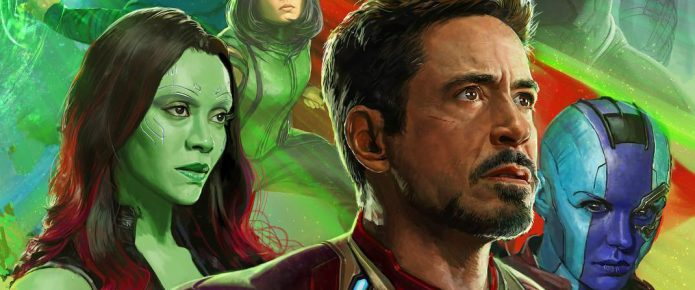 Marvel Debuts Stunning New Avengers: Infinity War Posters At SDCC