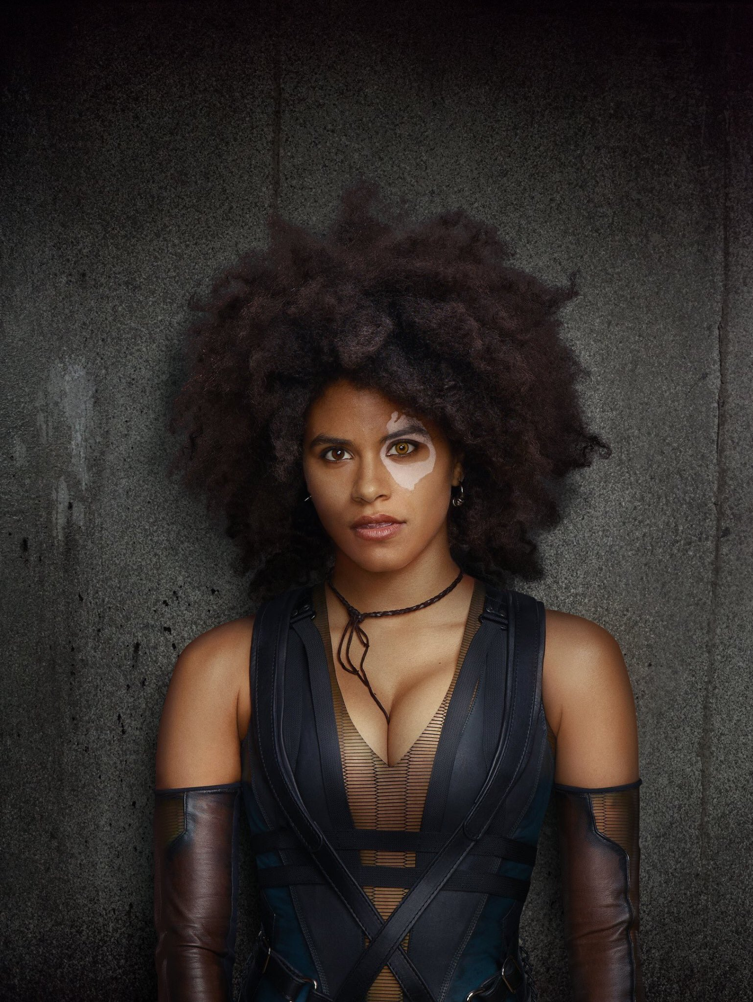 New Deadpool 2 Image Gives Us A Better Look At Domino