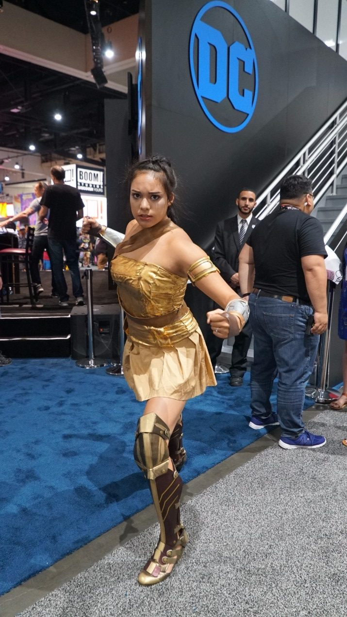 The Best Cosplay Of San Diego Comic-Con 2017