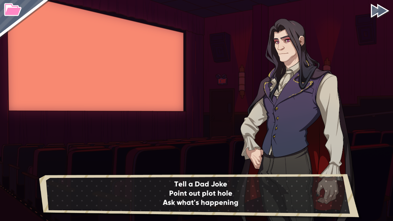 Dream Daddy: A Dad Dating Simulator Review