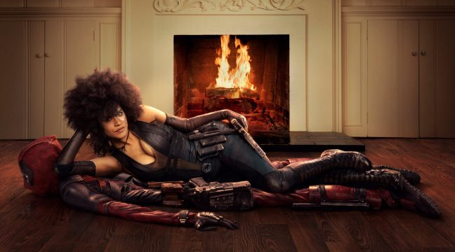 Deadpool 2: Ryan Reynolds Shares First Look At Zazie Beetz Kitted Out As Domino