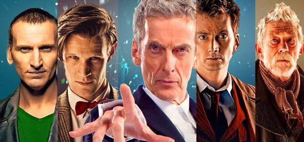 Steven Moffat Says Doctor Who Is A Role For Life