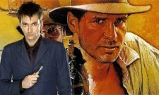 """Mark Gatiss Recalls His Unmade """"Indiana Jones"""" Style Doctor Who Story"""