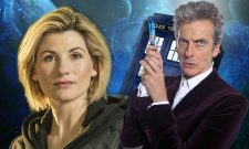 Doctor Who: Peter Capaldi Reveals The Advice He Gave To Jodie Whittaker