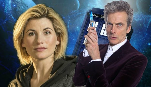 Wonderful Fan-Made Doctor Who Tribute Video Heralds Peter Capaldi's Curtain Call