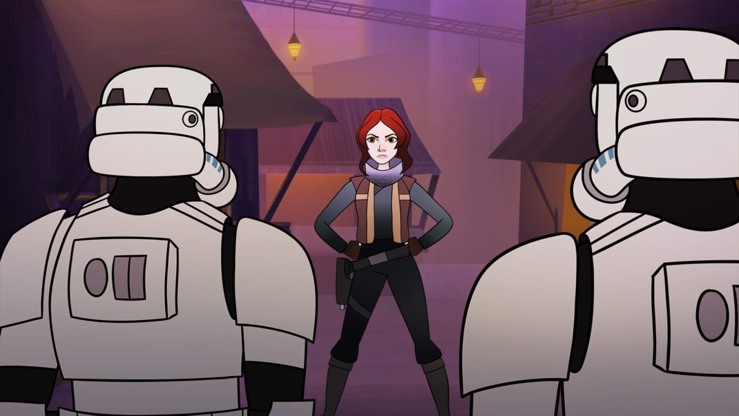 Jyn Erso, Leia And Sabine Wren Star In Latest Episodes Of Star Wars: Forces Of Destiny