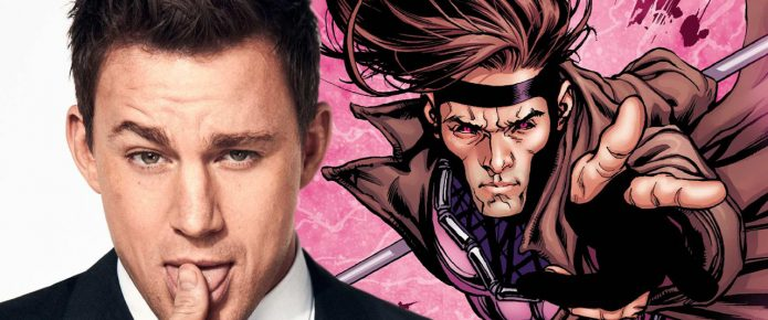 X-Men Producer Says Channing Tatum Was Born To Play Gambit