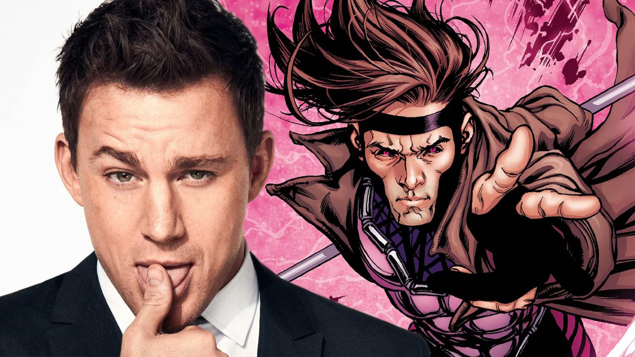 Channing Tatum's Gambit movie officially dealt release date and director Gore Verbinski