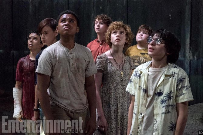 The Losers Club Breaks Curfew In This Creepy Batch Of Stills For It