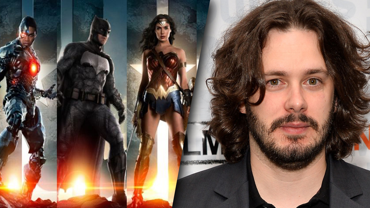 Edgar Wright Not Ruling Out A DCEU Movie Just Yet